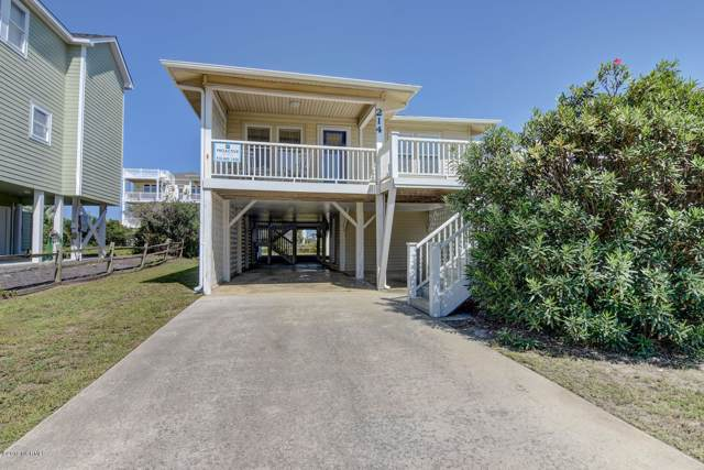 214 Ocean Boulevard W, Holden Beach, NC 28462 (MLS #100184903) :: Century 21 Sweyer & Associates
