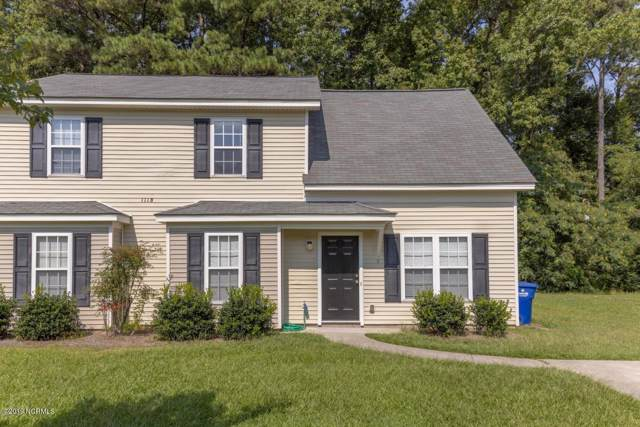 1118 Brownlea Drive A, Greenville, NC 27858 (MLS #100184929) :: The Pistol Tingen Team- Berkshire Hathaway HomeServices Prime Properties