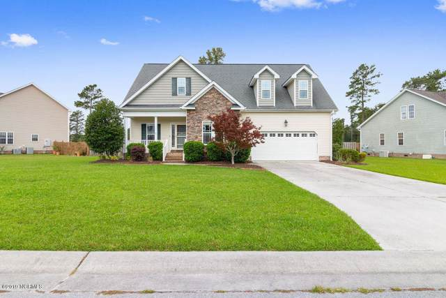 206 Wedgefield Circle, Jacksonville, NC 28540 (MLS #100184936) :: The Keith Beatty Team