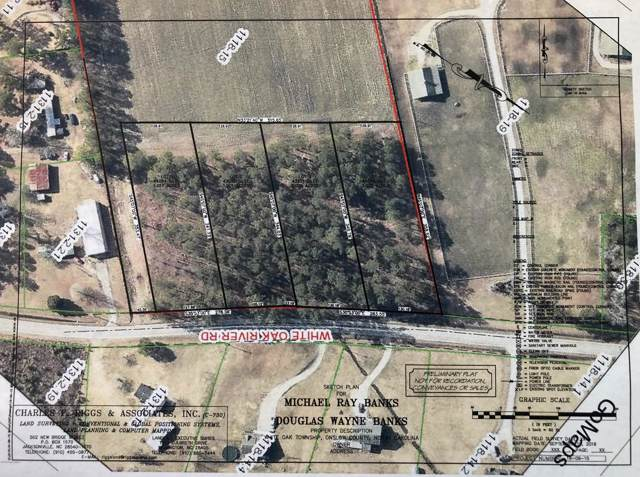 Lot 2 White Oak River Road, Maysville, NC 28555 (MLS #100184952) :: RE/MAX Elite Realty Group