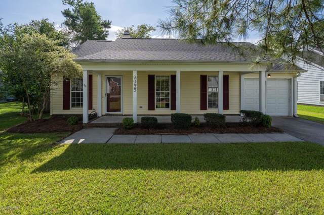 2933 New Town Drive, Wilmington, NC 28405 (MLS #100184960) :: Courtney Carter Homes