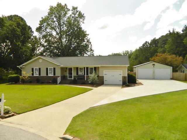 206 Cheryl Circle, Greenville, NC 27858 (MLS #100184976) :: Century 21 Sweyer & Associates