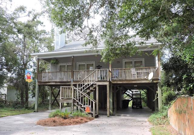 7204 Archers Creek Drive, Emerald Isle, NC 28594 (MLS #100184986) :: Coldwell Banker Sea Coast Advantage