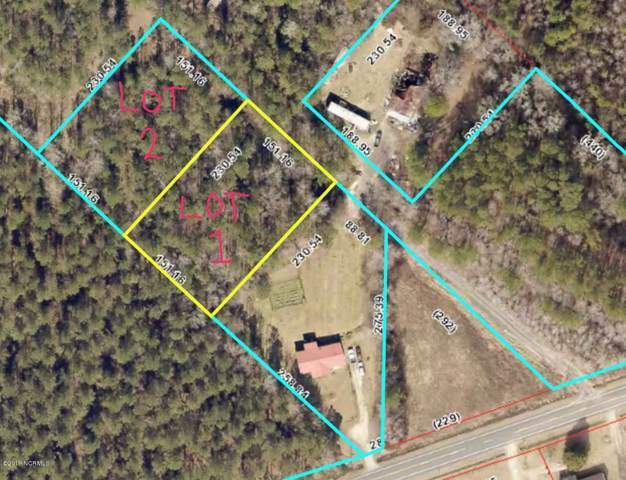2345 Dover Road, Cove City, NC 28523 (MLS #100185020) :: Coldwell Banker Sea Coast Advantage