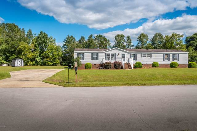 3333 Indian Ridge Road, Winterville, NC 28590 (MLS #100185033) :: The Chris Luther Team