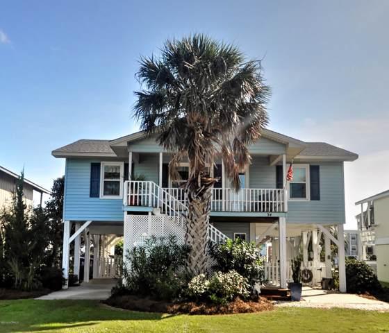 34 Monroe Street, Ocean Isle Beach, NC 28469 (MLS #100185057) :: SC Beach Real Estate