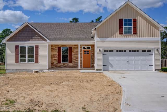 231 Holly Grove Court E, Jacksonville, NC 28540 (MLS #100185058) :: RE/MAX Essential