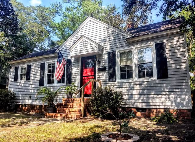 2033 Burnett Boulevard, Wilmington, NC 28401 (MLS #100185072) :: The Chris Luther Team