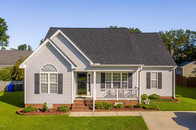 1108 Quarterpath Drive, Winterville, NC 28590 (MLS #100185098) :: Berkshire Hathaway HomeServices Prime Properties