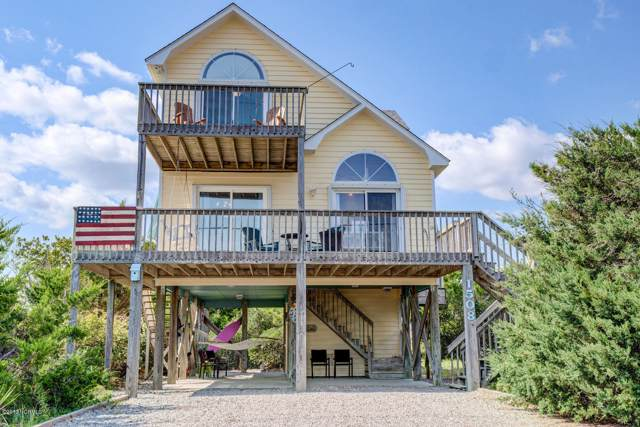 1508 S Anderson Boulevard S, Topsail Beach, NC 28445 (MLS #100185105) :: The Chris Luther Team