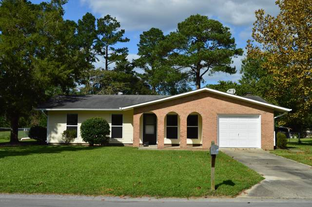 5004 W Red Oak Court, Jacksonville, NC 28546 (MLS #100185117) :: The Chris Luther Team