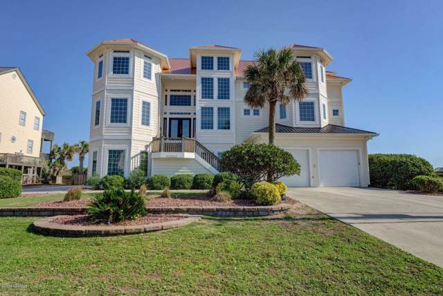 3682 Island Drive, North Topsail Beach, NC 28460 (MLS #100185141) :: The Chris Luther Team