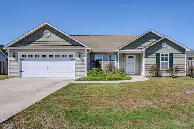 406 Ridgeway Lane, Holly Ridge, NC 28445 (MLS #100185147) :: Coldwell Banker Sea Coast Advantage