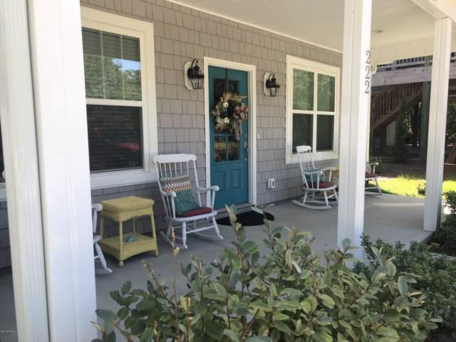 222 NE 37th Street, Oak Island, NC 28465 (MLS #100185157) :: Coldwell Banker Sea Coast Advantage