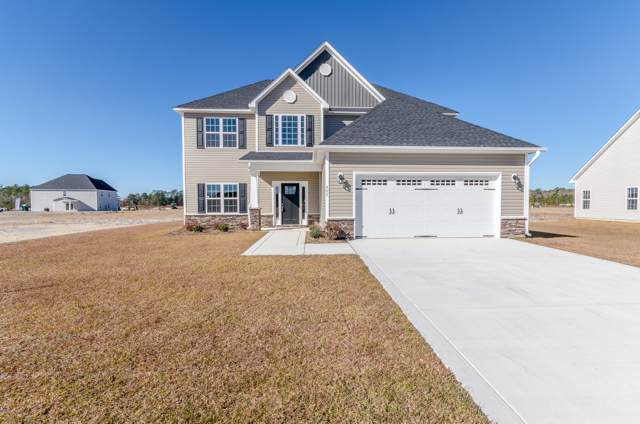 405 Durham Station Drive, Jacksonville, NC 28546 (MLS #100185159) :: The Chris Luther Team