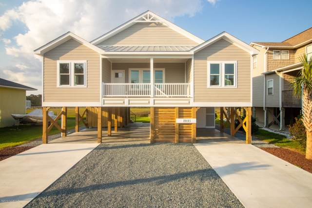 2912 E Pelican Drive, Oak Island, NC 28465 (MLS #100185209) :: Berkshire Hathaway HomeServices Myrtle Beach Real Estate
