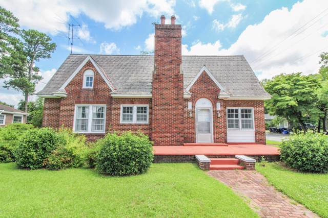 133 Chaney Avenue, Jacksonville, NC 28540 (MLS #100185218) :: The Chris Luther Team