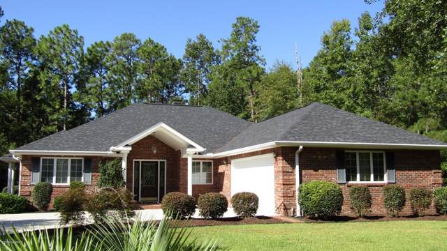 54 Pinewood Drive, Carolina Shores, NC 28467 (MLS #100185231) :: The Chris Luther Team