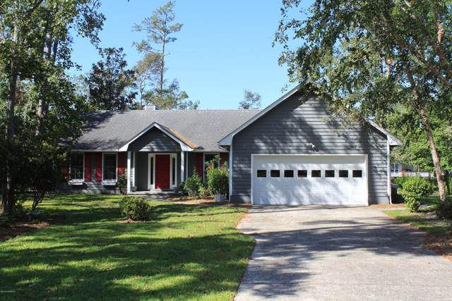 405 Hillcrest Drive, Morehead City, NC 28557 (MLS #100185247) :: Barefoot-Chandler & Associates LLC