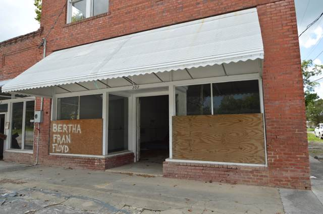 201 Pollock Street, Pollocksville, NC 28573 (MLS #100185296) :: Vance Young and Associates