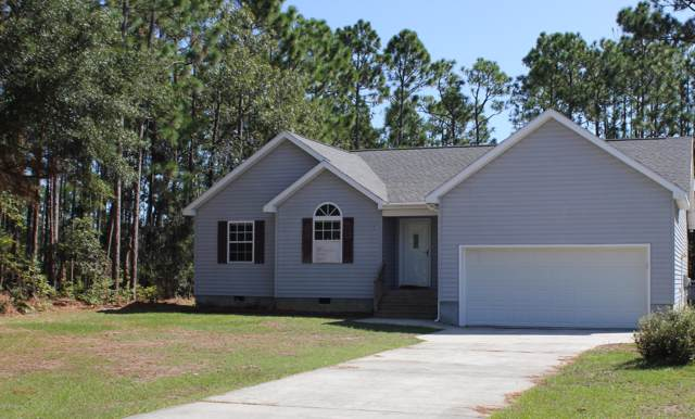801 Eden Drive, Southport, NC 28461 (MLS #100185298) :: CENTURY 21 Sweyer & Associates
