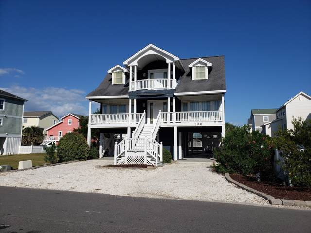 106 By The Sea, Holden Beach, NC 28462 (MLS #100185321) :: Courtney Carter Homes