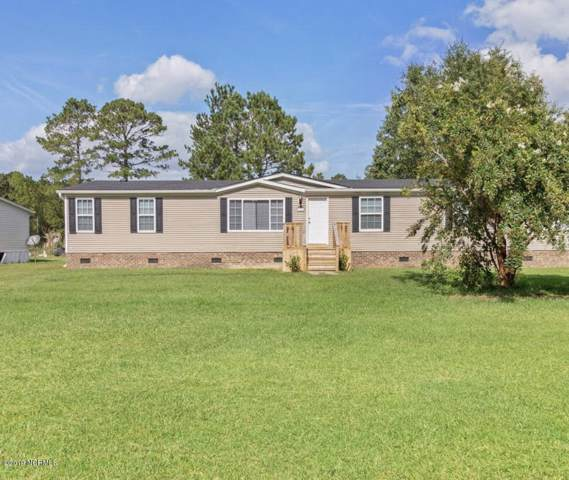 306 N Red Maple Court, Swansboro, NC 28584 (MLS #100185328) :: RE/MAX Essential