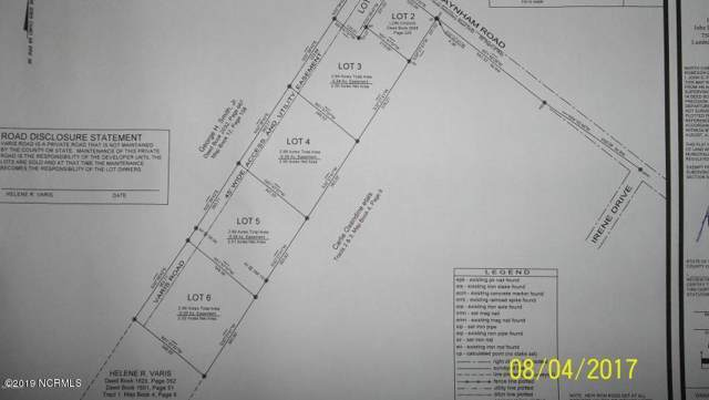 Lot 3 E Raynham Road, Fairmont, NC 28340 (MLS #100185341) :: The Keith Beatty Team