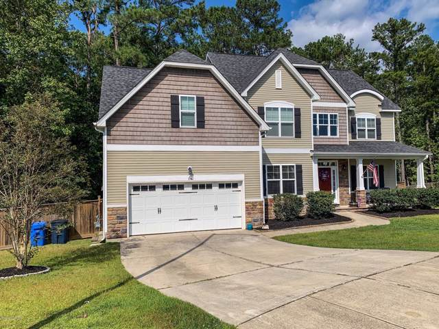 104 Hunterswood Court, Jacksonville, NC 28546 (MLS #100185343) :: CENTURY 21 Sweyer & Associates