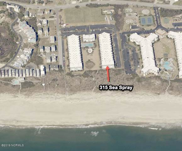 301 E Commerce Way #315, Atlantic Beach, NC 28512 (MLS #100185454) :: Vance Young and Associates
