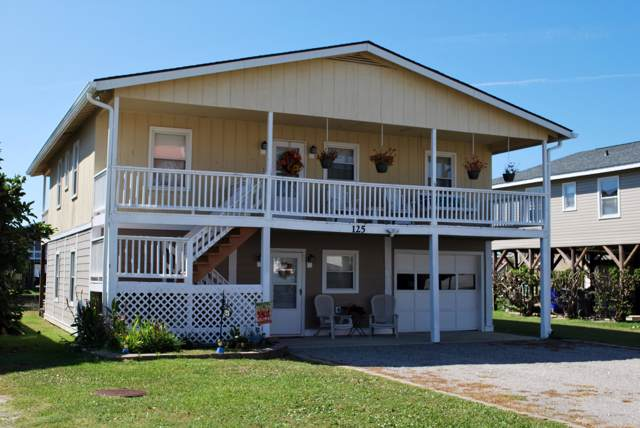 125 Burlington Street W, Holden Beach, NC 28462 (MLS #100185465) :: RE/MAX Elite Realty Group