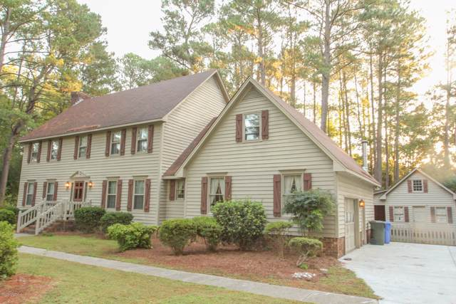 4505 Firestone Lane N, Wilson, NC 27896 (MLS #100185497) :: RE/MAX Elite Realty Group