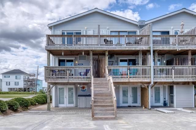 1344 Ocean Boulevard #1, Topsail Beach, NC 28445 (MLS #100185533) :: Vance Young and Associates