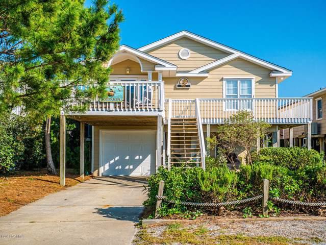 907 Ocean Boulevard, Topsail Beach, NC 28445 (MLS #100185536) :: The Keith Beatty Team