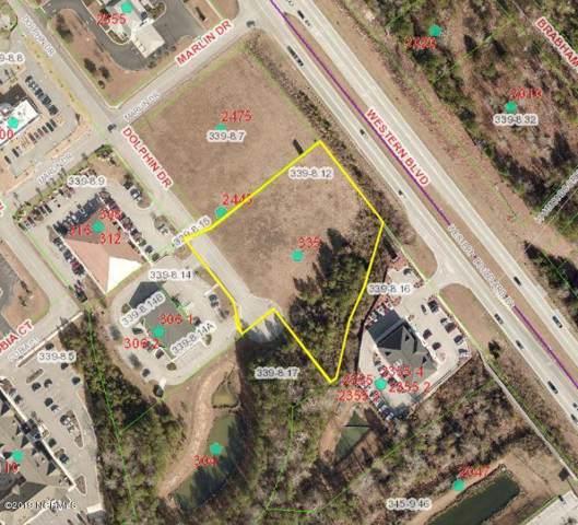 335 Dolphin Drive, Jacksonville, NC 28546 (MLS #100185593) :: CENTURY 21 Sweyer & Associates