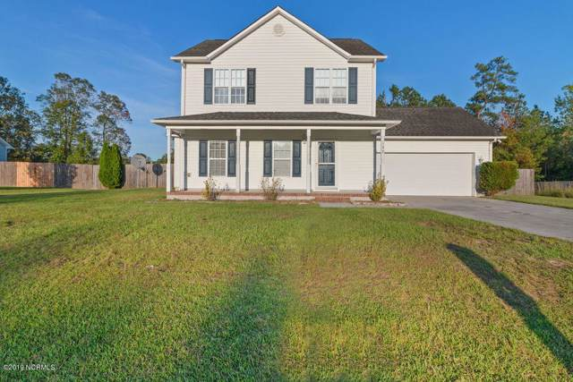 137 Acorn Way, Richlands, NC 28574 (MLS #100185632) :: RE/MAX Elite Realty Group