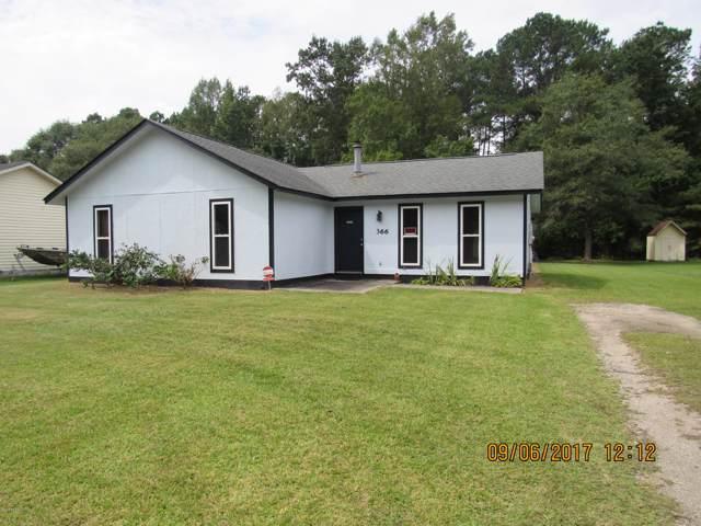 366 Union Chapel Church Road, Richlands, NC 28574 (MLS #100185669) :: Berkshire Hathaway HomeServices Hometown, REALTORS®