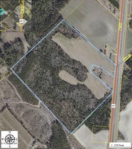 55 Acres Nc Highway 87 W, Tar Heel, NC 28392 (MLS #100185757) :: Courtney Carter Homes