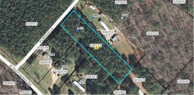 2473 Pettiford Lane, Spring Hope, NC 27882 (MLS #100185918) :: Destination Realty Corp.