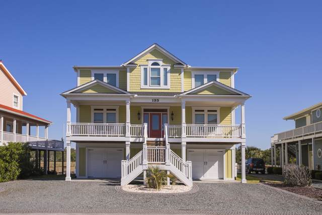 133 South Shore Drive, Holden Beach, NC 28462 (MLS #100186201) :: RE/MAX Essential