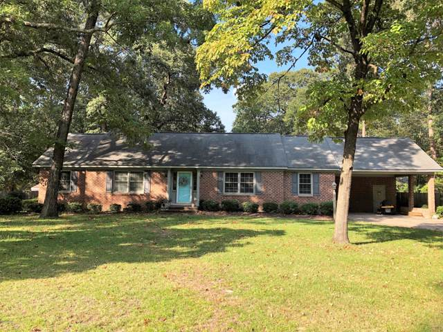 1007 Indianhead Circle, Snow Hill, NC 28580 (MLS #100186232) :: The Keith Beatty Team