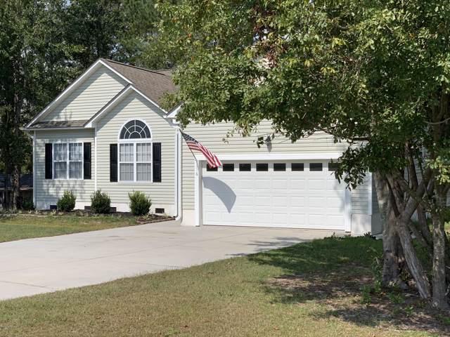 316 Coldwater Drive, Swansboro, NC 28584 (MLS #100186242) :: CENTURY 21 Sweyer & Associates