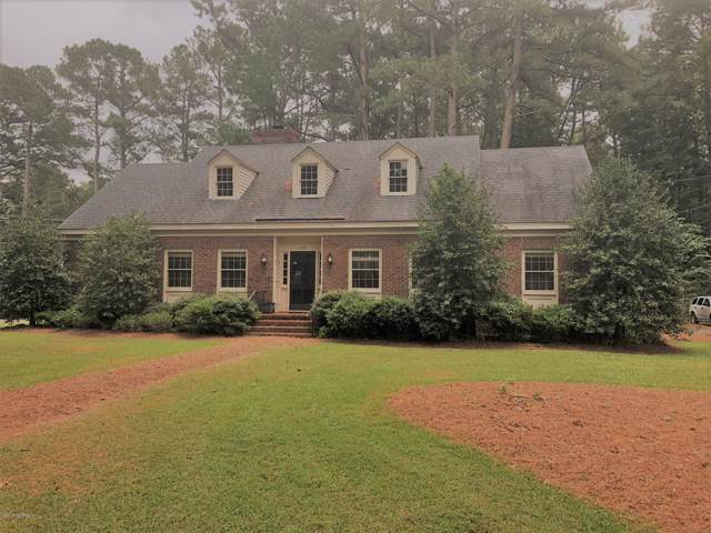 302 Cobb Drive, Elm City, NC 27822 (MLS #100186349) :: RE/MAX Elite Realty Group