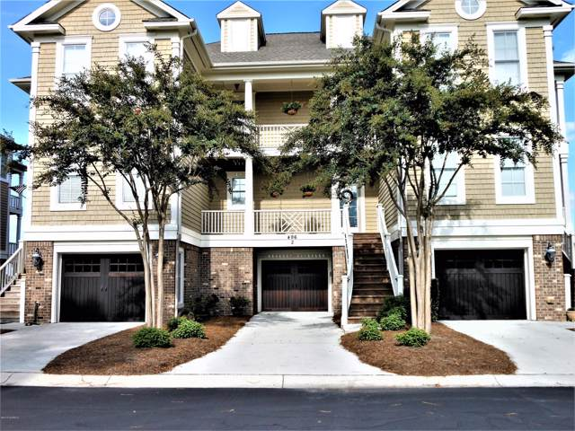 496 River Bluff Drive #2, Shallotte, NC 28470 (MLS #100186388) :: Vance Young and Associates