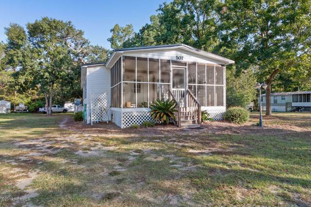 507 Little Kinston Road, Surf City, NC 28445 (MLS #100186442) :: Castro Real Estate Team