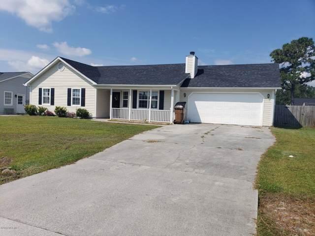 318 Foxridge Lane, Hubert, NC 28539 (MLS #100186463) :: The Keith Beatty Team