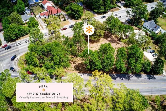 4910 Oleander Drive, Wilmington, NC 28403 (MLS #100186504) :: Carolina Elite Properties LHR