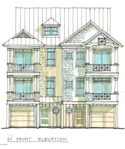 402 Old Causeway Road Unit 4, Atlantic Beach, NC 28512 (MLS #100186521) :: CENTURY 21 Sweyer & Associates
