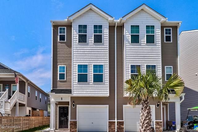 821 Kenneth Avenue #1, Carolina Beach, NC 28428 (MLS #100186573) :: The Keith Beatty Team