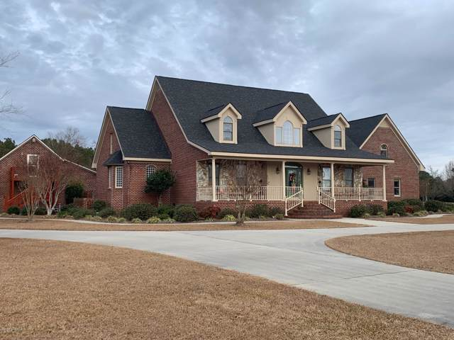 2944 Deep Branch Road, Lumberton, NC 28360 (MLS #100186650) :: Courtney Carter Homes